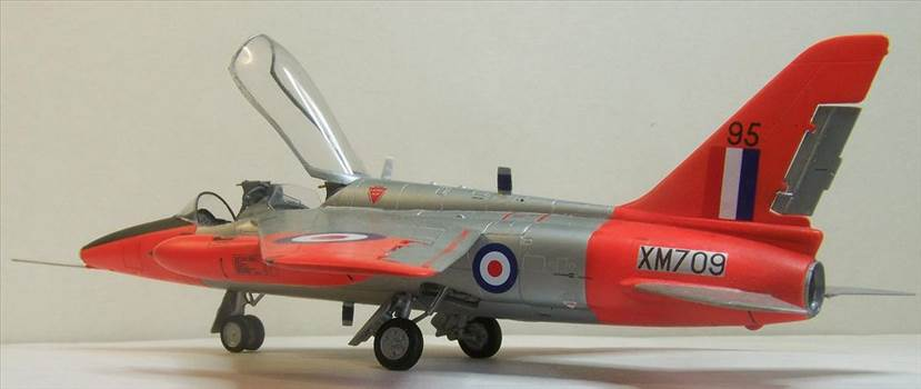 Airfix Gnat 6.JPG by Alex Gordon