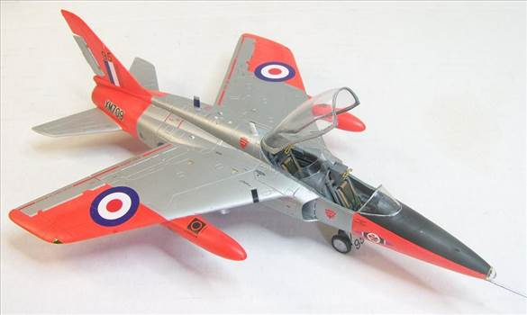 Airfix Gnat 3.JPG by Alex Gordon
