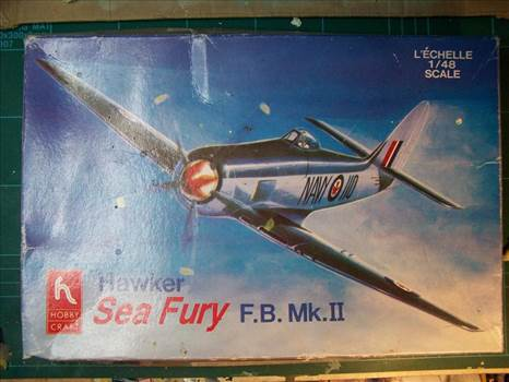 Sea Fury 1.JPG by Alex Gordon