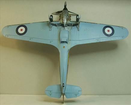 Airfix Hurricane Trop 9.JPG by Alex Gordon
