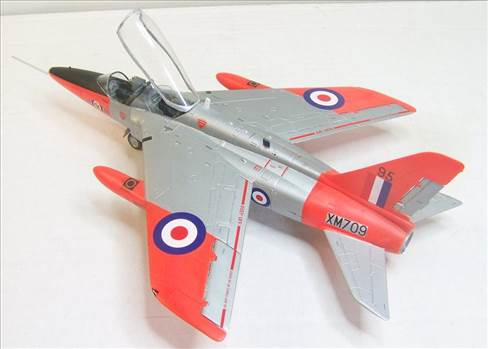 Airfix Gnat 1.JPG by Alex Gordon