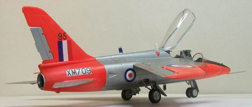 Airfix Gnat 7.JPG by Alex Gordon