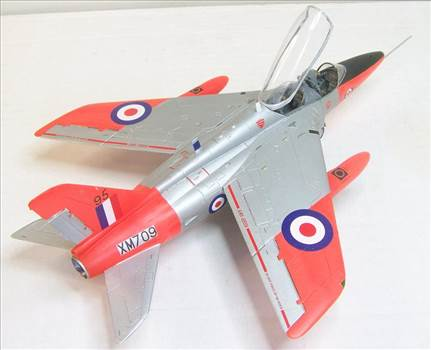 Airfix Gnat 2.JPG by Alex Gordon