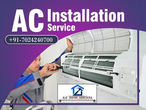 AC Repair _Service In Bhopal by RK Home Services