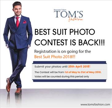 Tom's Fashion Photo Contest.png by Toms Fashion
