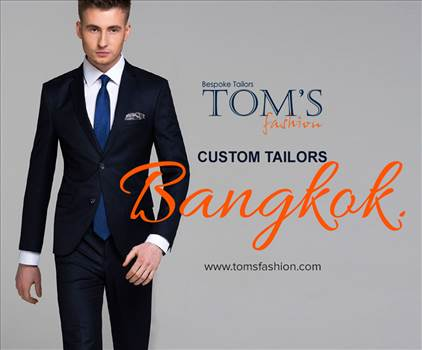 Tom's Fashion - Custom Tailor Bangkok.png by Toms Fashion
