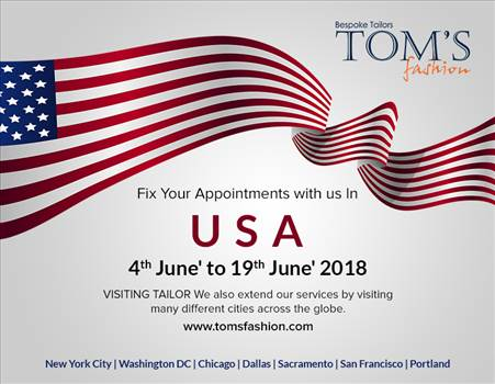 Tom's Fashion - Best Bangkok Tailor in USA.png by Toms Fashion
