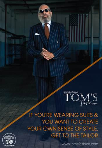 Tom's Fashion - Best Custom Tailor in Bangkok.png by Toms Fashion