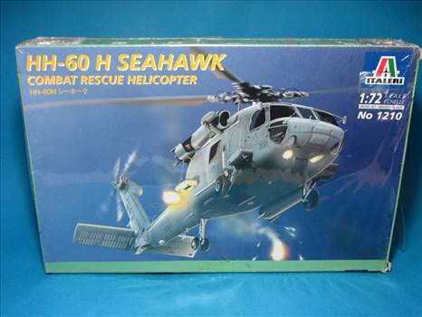 Italeri HH60 Rescue Hawk.JPG by Dermot