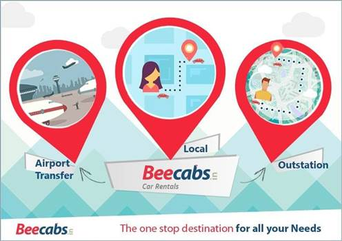 Beecabs Online Cab Booking by beecabs