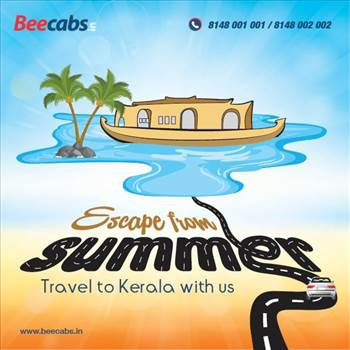 Escape from Summer  Beecabs.jpg by beecabs
