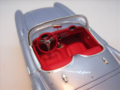 Monogram 57 Corvette Interior View.JPG by JerseyDevil