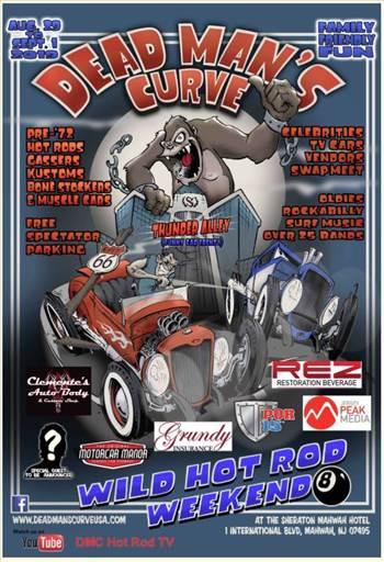 Dead Man's Curve Wild Hot Rod Weekend.jpg by JerseyDevil