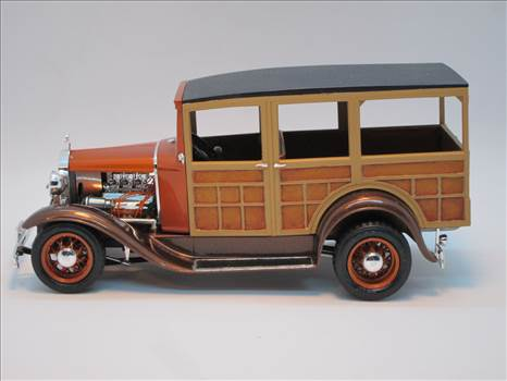 Monogram 30 Ford Woody Side.JPG by JerseyDevil