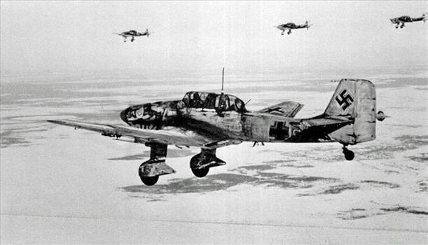 Luftwaffe Colours - Stuka1.jpg by modeldad