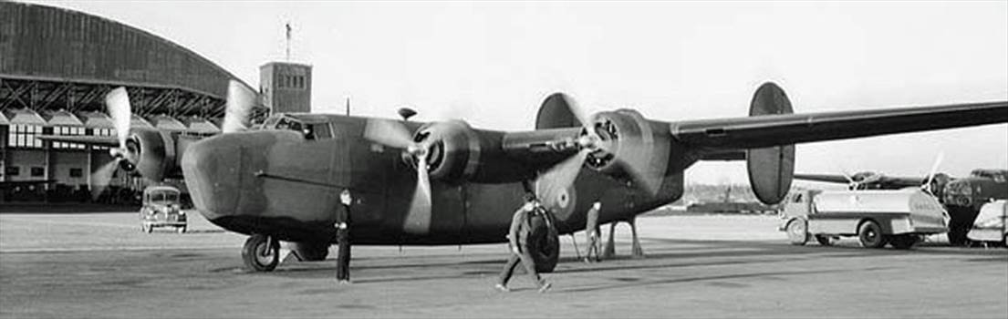 Consolidated-B-24-Liberator-B-Mk--I--PM-W-L--Mackenzie-King-19-Aug-1941--Gander--NL------Library-and-Archives-Canada-Photo--MIKAN-No--3203452-.jpg by modeldad