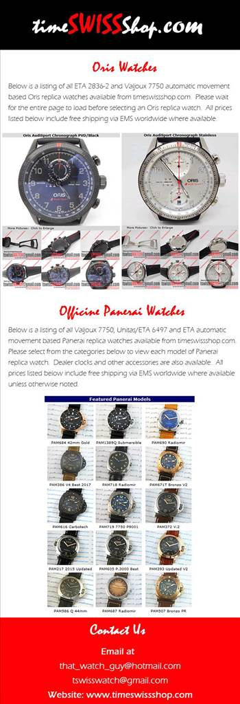 Oris Replica Watch.jpg by Timeswissshop