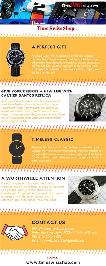 Replica Watch by Timeswissshop