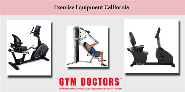 Exercise Equipment California by gymdoctors