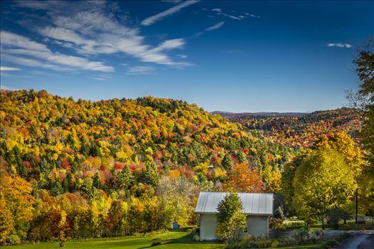 Bethel, Vermont by Buckmaster