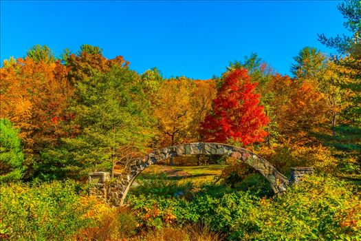 Innella Arch, Oakland Valley, NY by Buckmaster