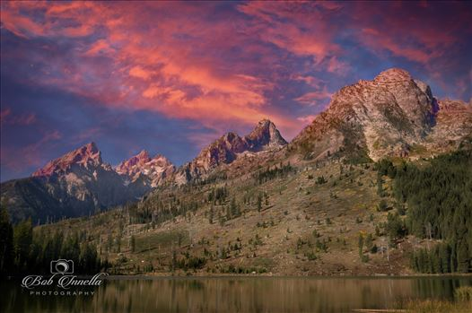 String Lake_Grand_Tetons by Buckmaster