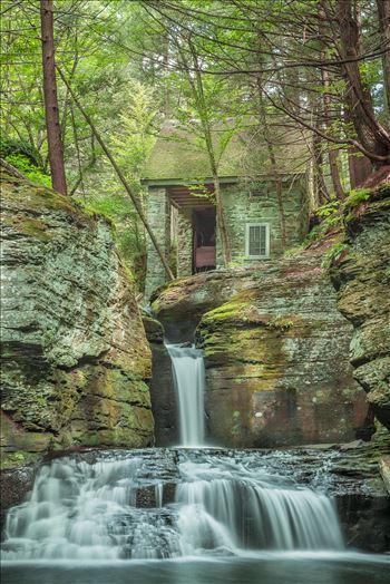 Adam's Falls by Buckmaster