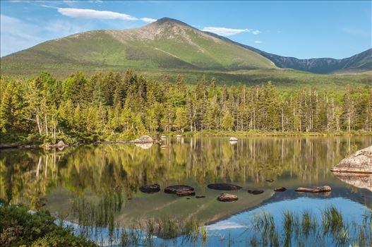 Sandy Stream Pond, BSP, Maine by Buckmaster