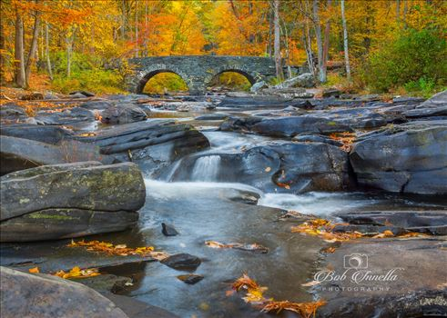 Tusten Ny Stone Bridge by Buckmaster