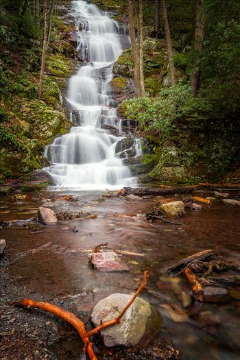 Buttermilk Falls by Buckmaster