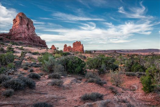 Arches National Park, Utah by Buckmaster