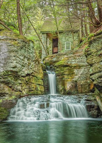 Adam's Falls-2 by Buckmaster