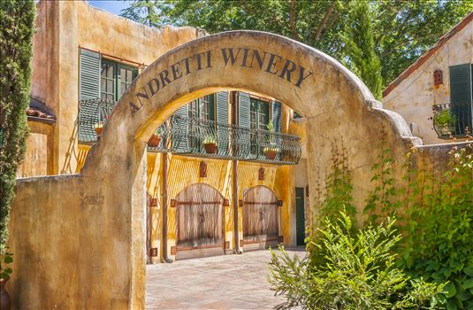 Andretti Winery by Buckmaster
