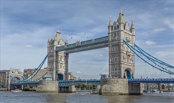 Tower Bridge by Buckmaster
