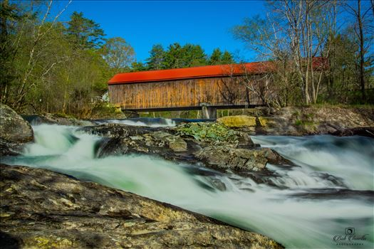 Vermont Covered Bridge2 by Buckmaster