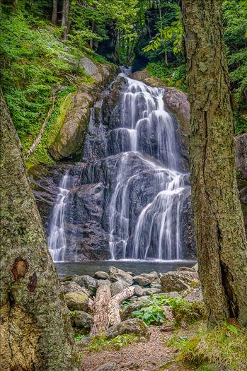 Moss Glen Falls by Buckmaster