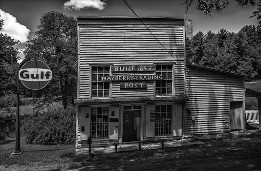 Mayberry General Store by Buckmaster