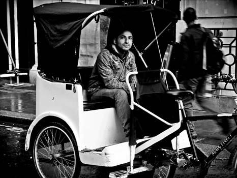Rickshaw Man -