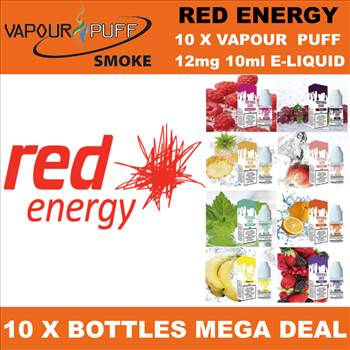 VAPOUR PUFF 12MG RED ENERGY.png by Trip Voltage