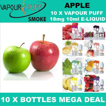 VAPOUR PUFF 18MG APPLE.png by Trip Voltage