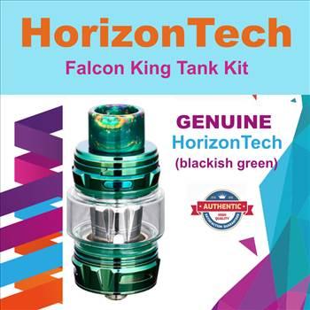 horizon kinggreen.png by Trip Voltage