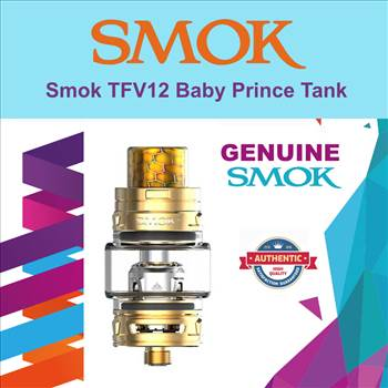 smok baby prince gold.png by Trip Voltage