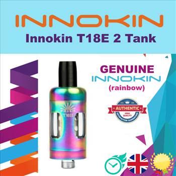 Innokin T2 Tank rainbow.png by Trip Voltage