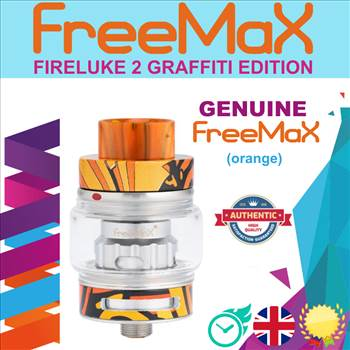 freemax graffiti orange.png by Trip Voltage