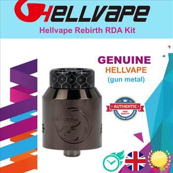 hellvape rebirth rda gunmetal.png by Trip Voltage