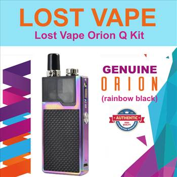 LOST VAPE Q brainbow black.png by Trip Voltage