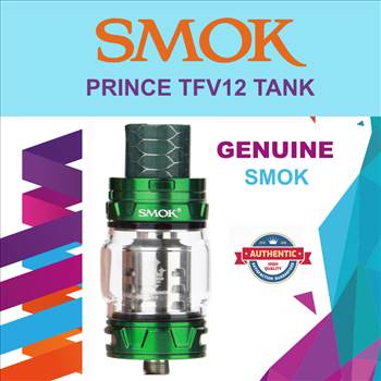 SMOK TFV12 GREEN.png by Trip Voltage