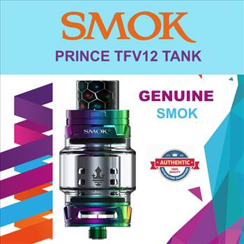 SMOK TFV12 rainbow.png by Trip Voltage
