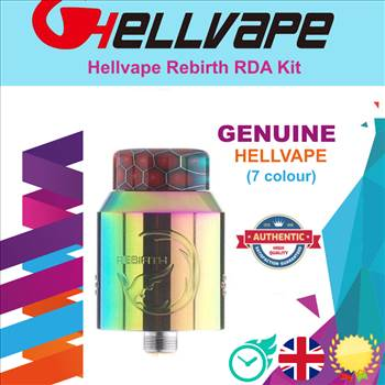 hellvape rebirth rda rainbow.png by Trip Voltage