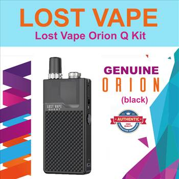 LOST VAPE Q black.png by Trip Voltage